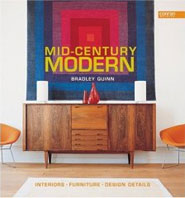 Mid-century Modern; Interiors, Furniture, Design Details